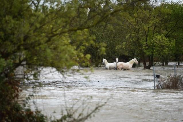 Vermiste persoon na hevige regens in Franse departement Gard gezond en wel teruggevonden