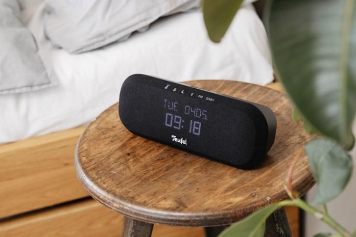 Een wekkerradio waarvan het geluid niet meteen doet denken aan een oude inbelmodem: dit vindt onze gadget inspector ervan