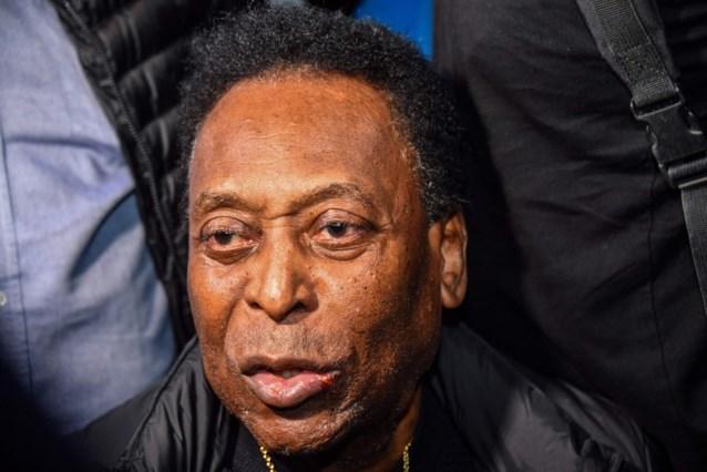 Pelé verlaat intensieve zorg