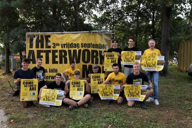 Scouts Achterbos pakken uit met 'Come As You Are' en 'Afterwork'