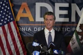 Tegenstanders van gouverneur Californië vangen bot tijdens 'recall election': Democraat Gavin Newsom blijft gewoon op post