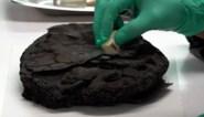 """Archeologen doen """"smakelijke"""" vondst tijdens opgravingen: een taartje uit WOII"""