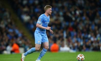 Kevin De Bruyne is na een stemming slechts vierde (!) keuze als kapitein van Manchester City