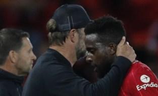 """Jürgen Klopp geeft positieve update over blessure van """"legende"""" Divock Origi: """"Ze zijn vergeten hoe goed hij is"""""""