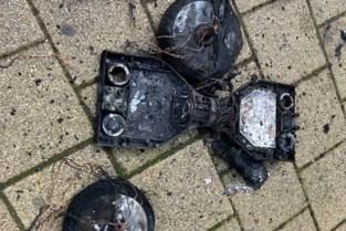 Hoverboard vat vuur en veroorzaakt ei zo na woningbrand