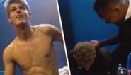 Club Brugge toont beelden van in kleedkamer na stunt tegen PSG: het truitje van De Ketelaere en een dollende Izquierdo