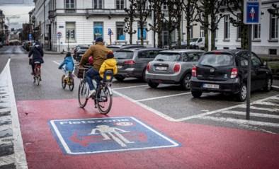 Fietser altijd koning in de fietsstraat?