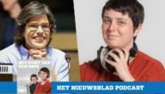 """PODCAST. """"Het was weer prijs deze week: ik stond te roepen voor mijn tv naar Tinne Van der Straeten"""""""