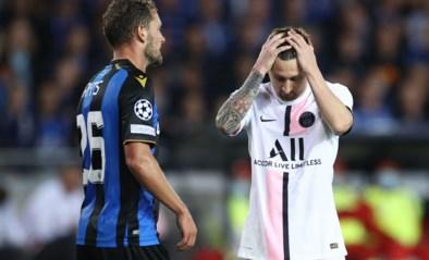 """Harde kritiek voor """"wandelaar"""" Lionel Messi na Europees debuut in Brugge: """"PSG is beter zonder hem"""""""