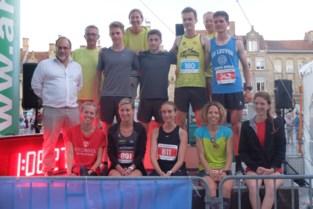 Recordaantal deelnemers voor zesde editie stratenloop