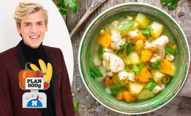 Is een kom groentesoep niet voldoende als dagelijkse hoeveelheid groenten?
