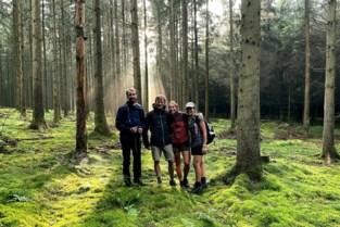 Hals Oxfam Trail-team haalt 1.986 euro op