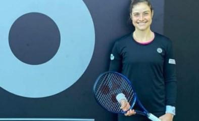 Kwartfinale is het eindstation voor Marie Benoit en haar dubbelpartner in Portugal