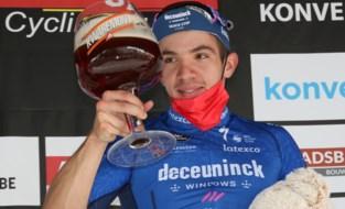 Daar is zege nummer 57 voor Deceuninck-Quick-Step: jarige Alvaro Hodeg snelste in Slovakije