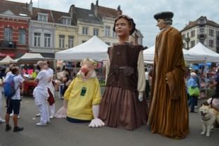 Oudste jaarmarkt van Brussel terug na een jaar weggeweest