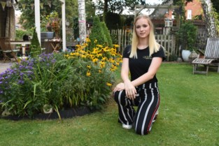 Molse Amber Van Hove is finaliste Queen of the Models
