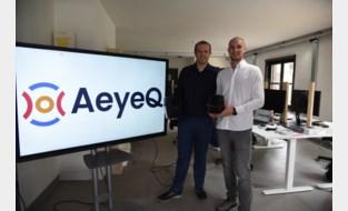 Stefaan wint met zijn start-up Europese award dankzij slimme camera