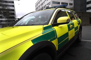Vrouw gewond bij aanrijding tussen twee fietsers
