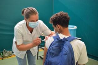 Vaccinatieteam bezoekt tijdens eerste week al tien scholen
