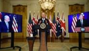 """""""Dit doet denken aan Trump"""": Frankrijk en China ziedend over nieuwe militaire alliantie en contractbreuk"""