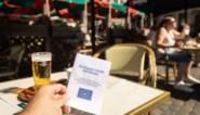 Covidpas vanaf 1 oktober verplicht om op café te gaan of museum te bezoeken in Brussel