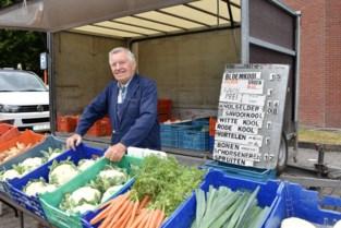 40 jaar boerenmarkt met jaar vertraging