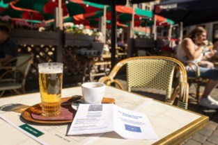Covid Safe Ticket in Brussel goedgekeurd: op deze plaatsen moet je het bovenhalen