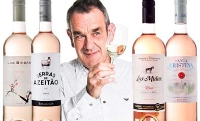 De Franse rosé voorbij