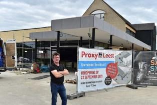Uitbater vernieuwde Proxy stelt parking na sluiting open voor dorpsgemeenschap