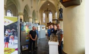 KWB houdt eerste hobbytentoonstelling in de kerk