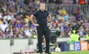 """De nederlaag te veel? """"Ronald Koeman op weg naar de uitgang bij Barcelona"""""""