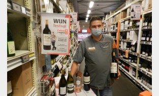 Kempense Colruytwerknemer staat op campagnebeeld wijnfestival