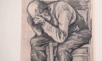 Nieuw werk Vincent van Gogh ontdekt: voorstudie voor tekening 'Worn out'