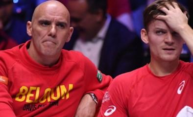 België moet in Paraguay zonder sterkhouders voorbij Bolivia in Davis Cup