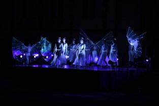Gymmax Dance schittert met Lights of Hope
