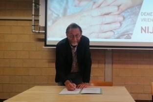 Nijlen ondertekent engagementsverklaring dementievriendelijke gemeente