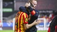 """Mentaal oplapwerk bij Wouter Vrancken en KV Mechelen na 7-2 tegen Anderlecht: """"Ik was innerlijk kapot"""""""