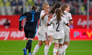 Red Flames blijven in eerste WK-kwalificatiewedstrijd steken op gelijkspel in Polen