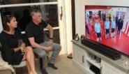 Europees voetbalavondje ten huize Bataille in Bredene