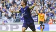 Benito Raman is inzetbaar bij Anderlecht voor Clasico