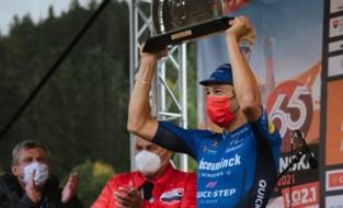 Jannik Steimle zorgt voor nieuwe zege van Deceuninck-Quick Step en wint in Ronde van Slovakije