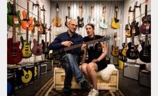 """Hier vind je alles waar je als rock- of popband van kan dromen: """"Stefanie Callebaut van SX kwam al eens kijken"""""""