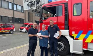 Verjaardagskalenders leveren 3.500 euro op voor brandweer