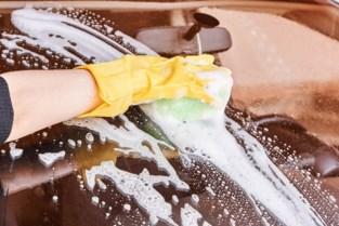 Carwash voor Winterweekend