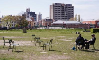 """Meer dan helft groene parkstoelen gestolen of beschadigd: """"Jammer dat minderheid van Gentenaars het verpest"""""""