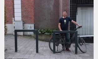 Stad krijgt meer dan tachtig nieuwe fietsbeugels