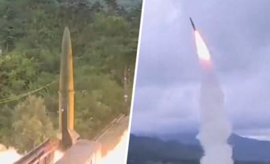 Noord-Korea lanceert ballistische raket voor het eerst vanop een trein