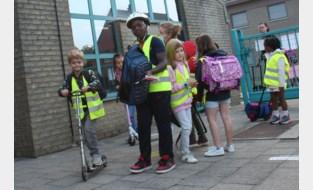 Kempense gemeenten belonen fietsende leerlingen: Strapdag is start van Bike2School