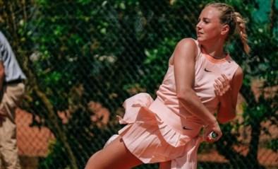 Zimmermann bereikt dubbelfinale in WTA-toernooi van Luxemburg, mogelijk Belgisch onderonsje tegen Minnen/Van Uytvanck
