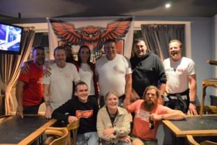 Café De Patriot thuishaven van groeiende Antwerp-supportersclub Rood Wit Legioen